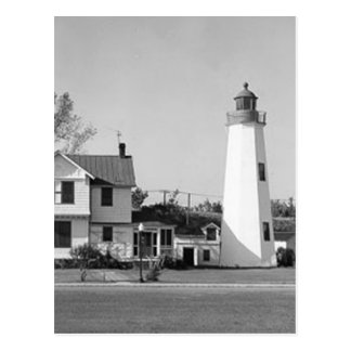 Old Point Comfort Lighthouse Postcard