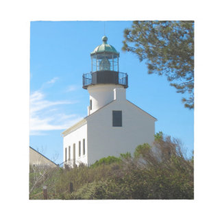 Old Point Loma Lighthouse Note Pad