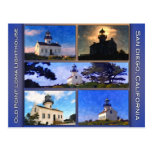 Old Point Loma Lighthouse Postcard