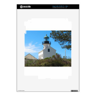 Old Point Loma Lighthouse Skins For The iPad 2