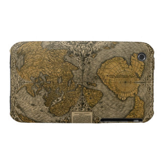 Old Polar Map iPhone 3 Case