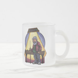 Old Pool players Coffee Mugs