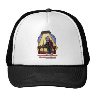 Old Pool players Trucker Hat