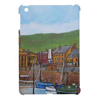 Old Port  Glasgow Harbour iPad Mini Covers