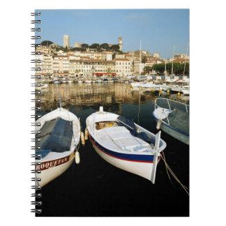 Old port notebook