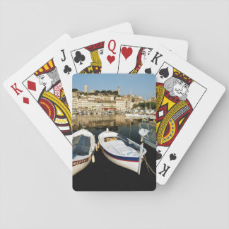Old port playing cards