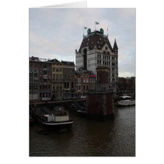Old Port, Rotterdam Card