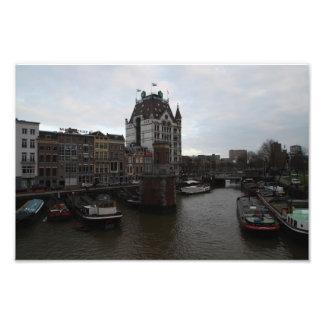 Old Port, Rotterdam Photo Print