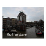 Old Port, Rotterdam Postcard