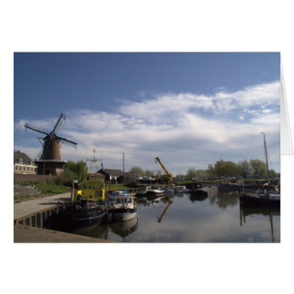 Old Port, Wijk bij Duurstede Card