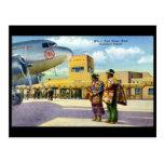 Old Postcard - Albuquerque, New Mexico