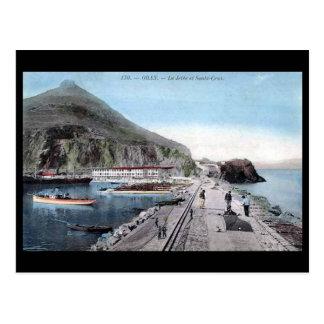 Old Postcard - Algeria, Oran, la Jetee