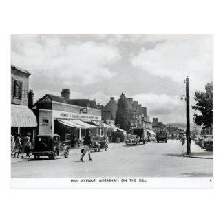 Old Postcard - Amersham, Buckinghamshire