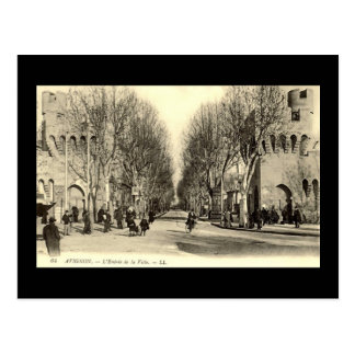 Old Postcard - Avignon