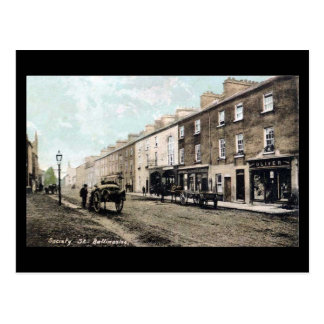 Old Postcard - Ballinasloe, Co Galway