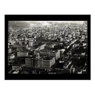 Old Postcard - Belgrade