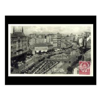 Old Postcard, Belgrade 1934 Postcard