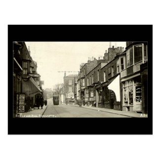 Old Postcard - Bellevue Rd, Ramsgate, Kent