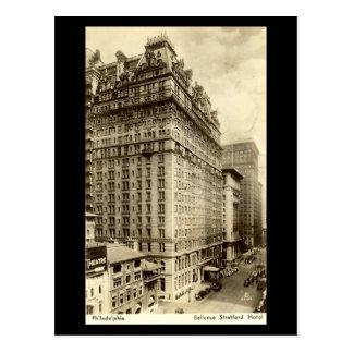 Old Postcard - Bellevue Stratford Hotel, Philadelp