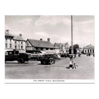 Old Postcard - Biggleswade, Bedfordshire