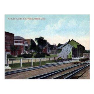 Old Postcard - Bristol, Connecticut, USA