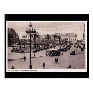 Old Postcard - Buenos Aires, Argentina