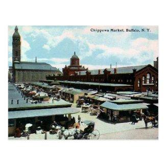 Old Postcard - Buffalo, New York, USA