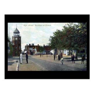 Old Postcard - Burnham-on-Crouch, Essex