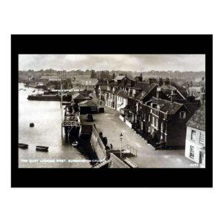 Old Postcard, Burnham-on-Crouch, Essex Postcard