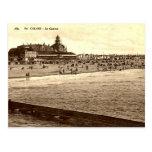Old Postcard - Calais, Casino