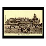 Old Postcard - Calais, the Casino