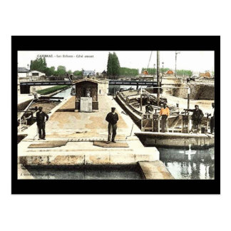 Old Postcard - Cambrai