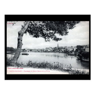 Old Postcard - Castelnaudary, Aude, france