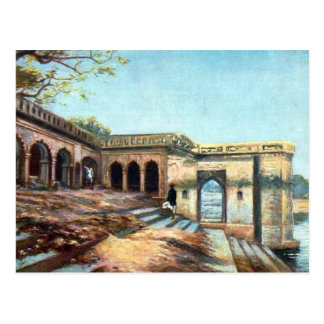 Old Postcard - Cawnpore (Kanpur), India