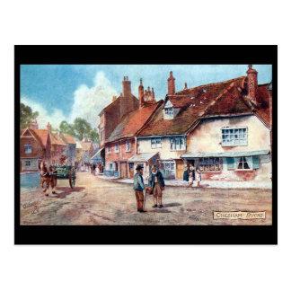 Old Postcard - Chesham, Buckinghamshire