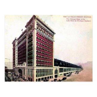 Old Postcard - Chicago, Illinois