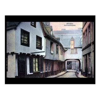 Old Postcard - Cologne/Koln, Germany