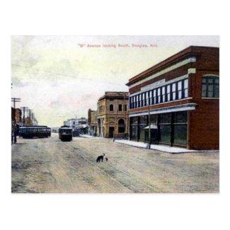 Old Postcard - Douglas, Arizona, USA