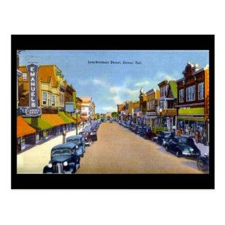 Old Postcard - Dover, Delaware