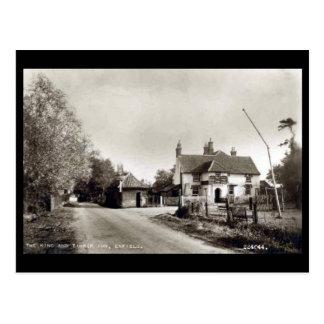 Old Postcard - Enfield, London