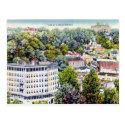 Old Postcard - Eureka Springs, Arkansas, USA