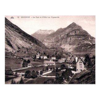 Old Postcard - Gavarnie, Hautes-Pyrénées