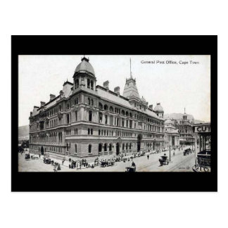 Old Postcard - GPO, Cape Town, South Africa