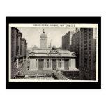 Old Postcard - Grand Central Terminal, New York Ci Postcard
