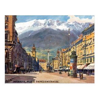 Old Postcard - Innsbruck, Austria