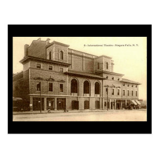 Old Postcard - International Theatre, Niagara Fall Postcard