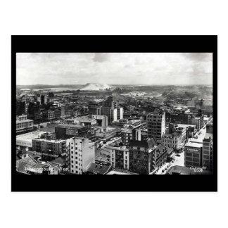 Old Postcard - Johannesburg, South Africa