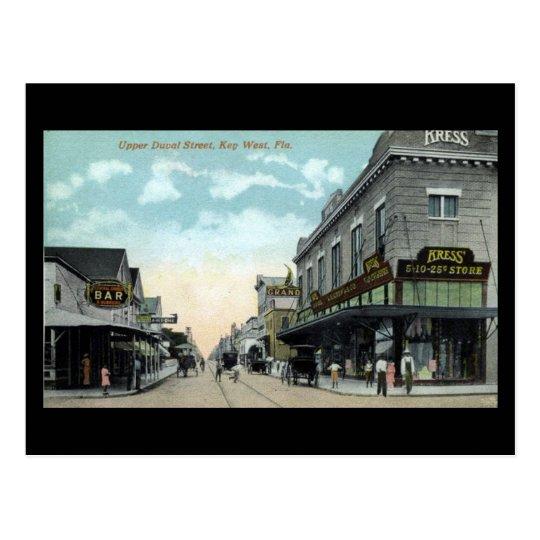 Old Postcard - Key West, Florida | Zazzle.com