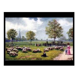Old Postcard - Leighton Buzzard, Bedfordshire