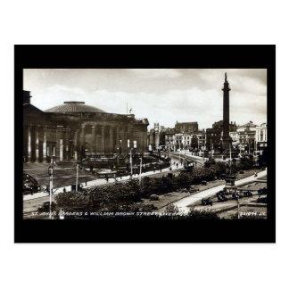 Old Postcard - Liverpool
